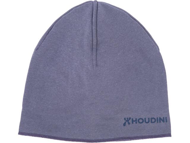 Houdini Toasty Top Heather Gorra, greystone purple